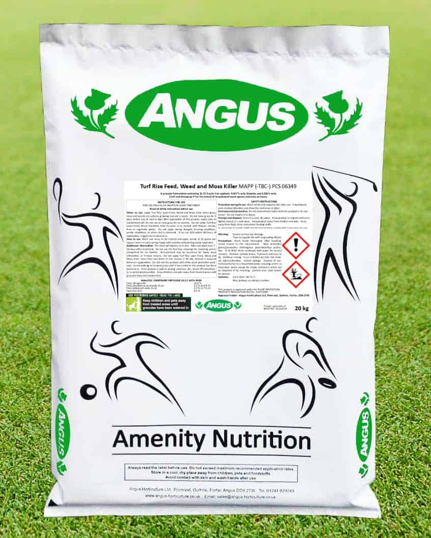 Product image of Turf Rise Feed, Weed & Moss Killer