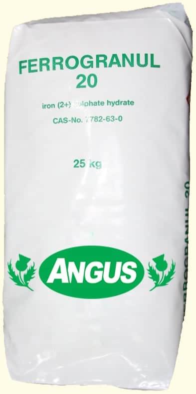 Product image of Ferrogranul 20