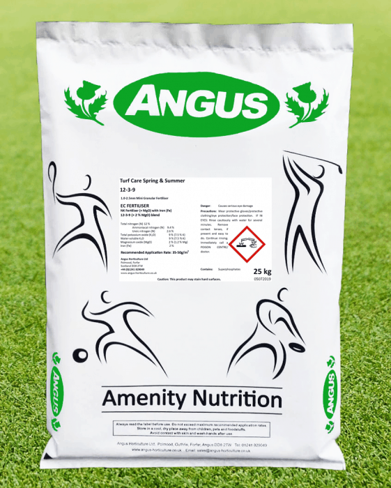Turf Care Fertilisers – Angus Horticulture