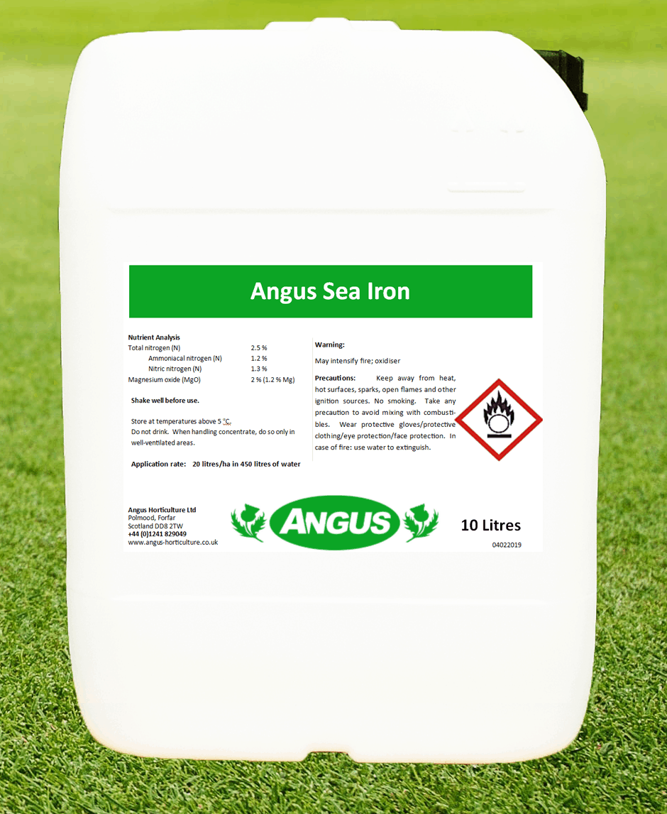 Product image of Angus Sea Iron