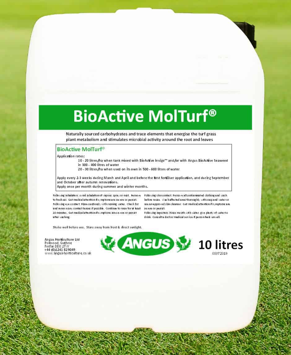 Product image of BioActive MolTurf®