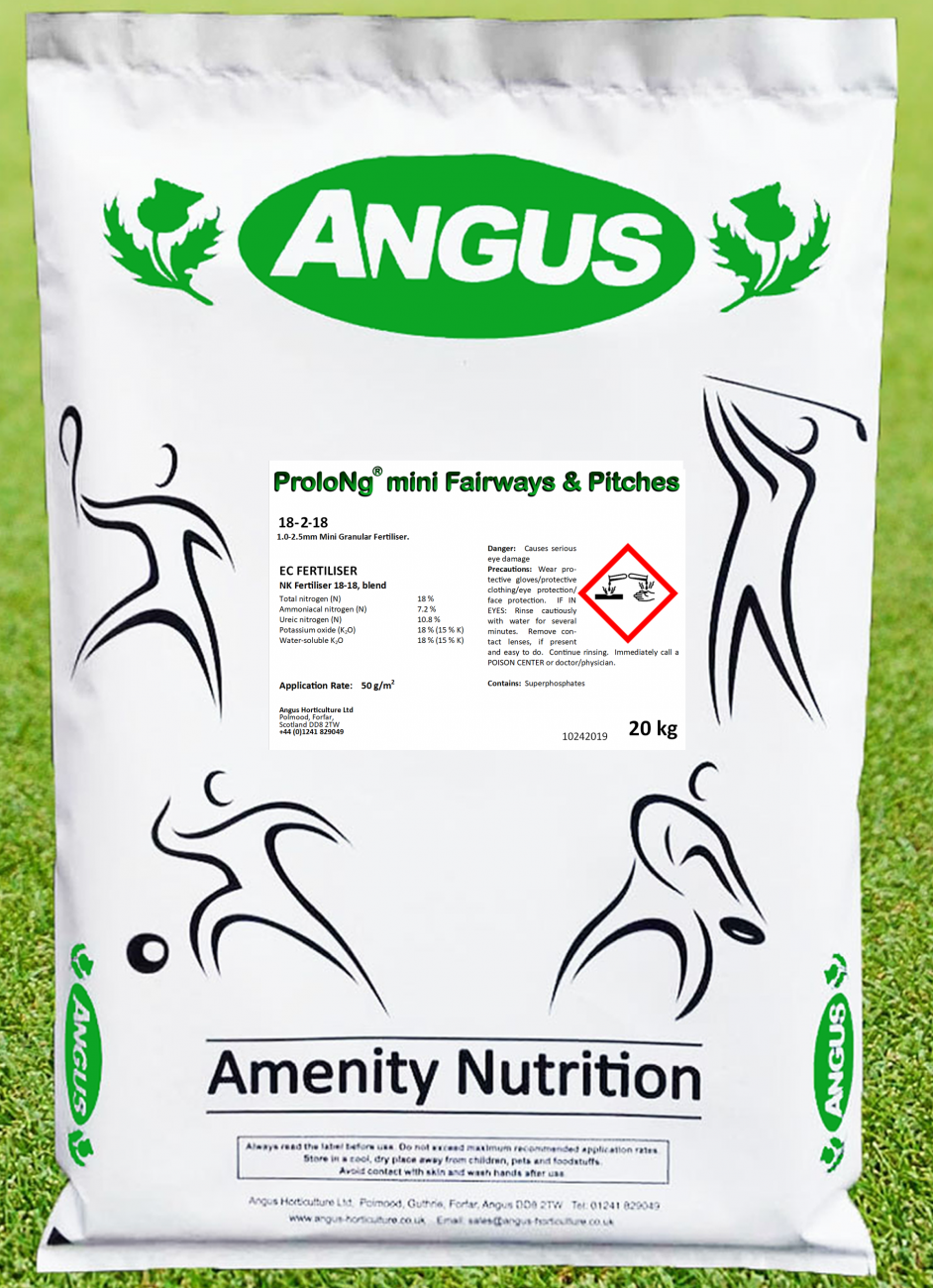 Product image of ProloNg® mini Fairways & Pitches 18-2-18